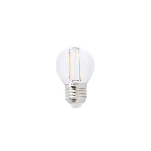G45 FILAMENTO LED E27 2W 2700K CLARA