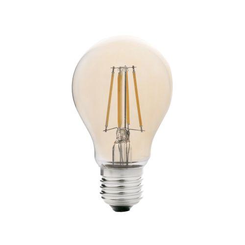 ESTANDAR FILAMENTO AMBAR LED E27 4W 2200K 400Lm