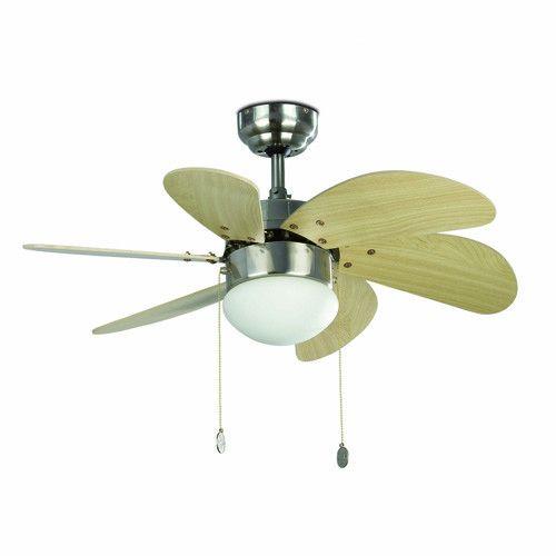 PALAO Ventilador de techo con luz ref. 33183