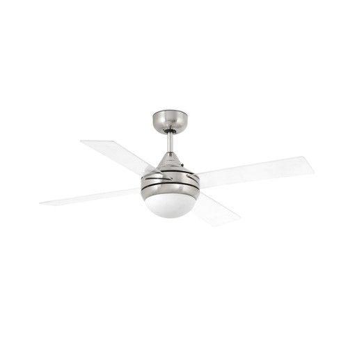MINI ICARIA Ventilador de techo con luz ref. 33696