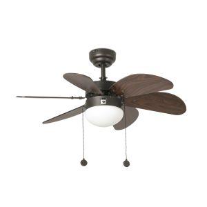 PALAO Ventilador de techo con luz ref. 33185